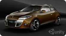 <!--Photorealistic quality car 3D configurator.-->